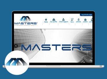 شركة MASTERS للتدريب