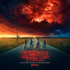 Various Artist or Bands – Stranger Things (Soundtrack from the Netflix Original Series) (2017)