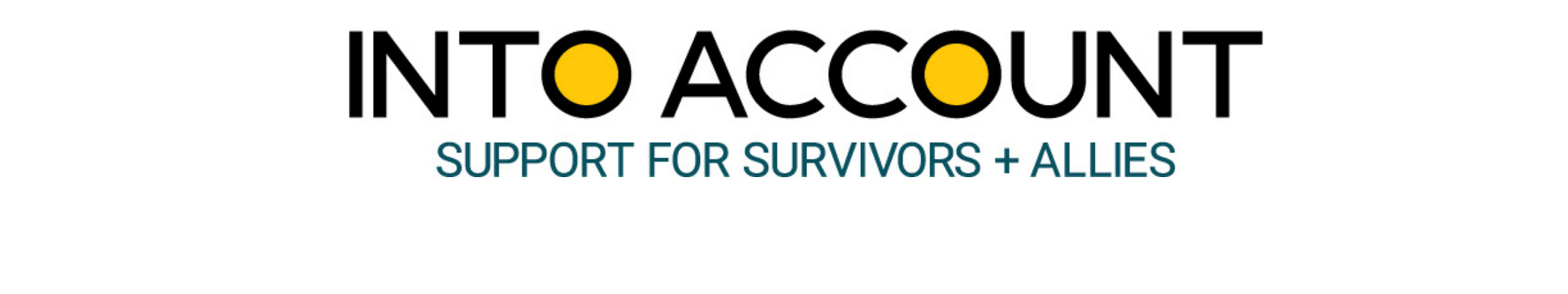 Into Account is here for survivors and allies of pastoral sexual misconduct