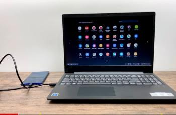How to Set up Samsung DeX on Laptop in Windows 10 Via Cable in 2020