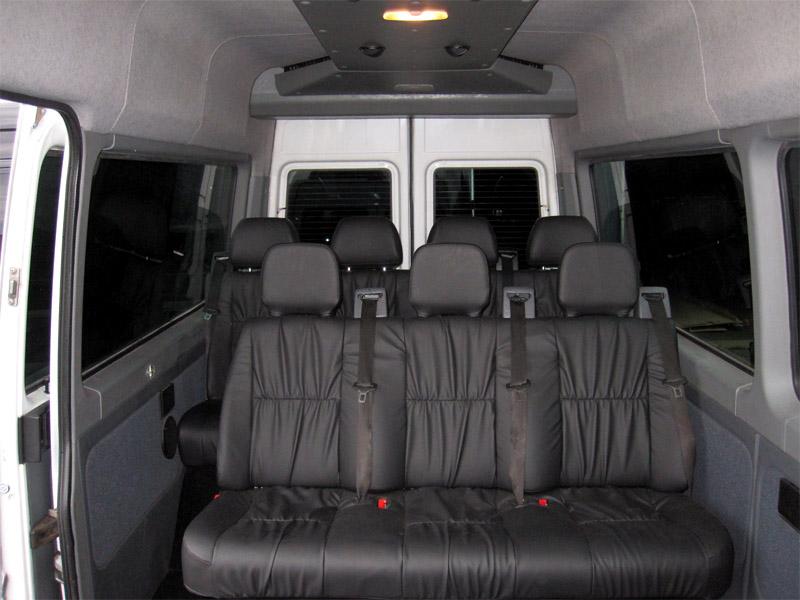 Sprinter 140WB SHC 9 Passenger V