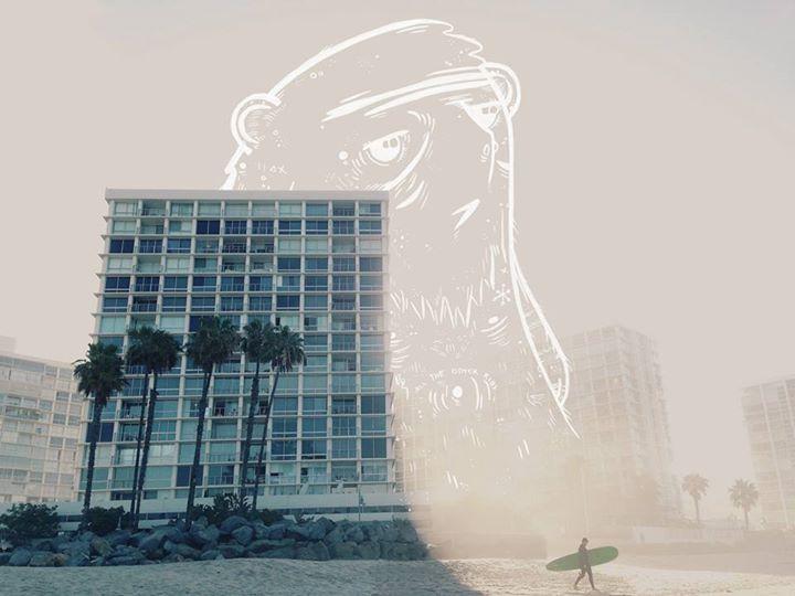Ghost Surf © Iselle Maddocks