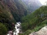 Beautiful scenery on Death Highway