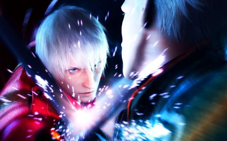 Devil May Cry 3 Banner