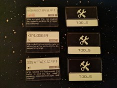 Tool Cards