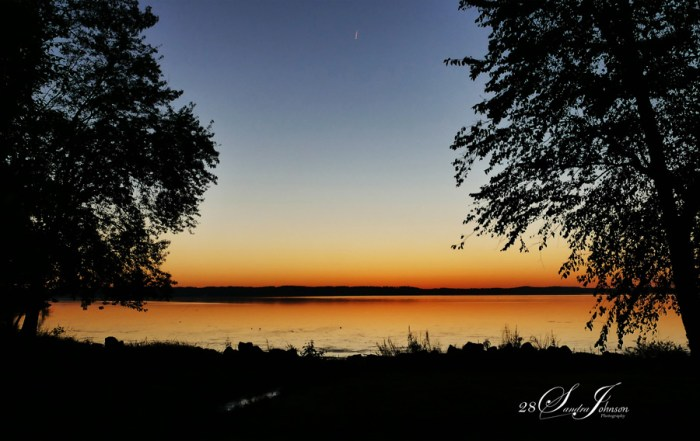 sunset, golden, hour, photograph