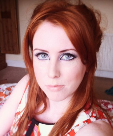 1960s Make Up For Redheads Into The Red