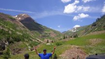 Daisy pass, Crested Butte CO