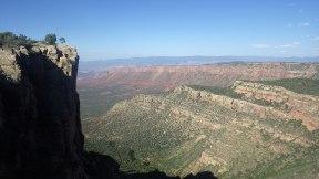 Views from Gateway to Moab, Utah.