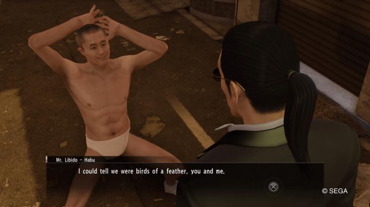 Yakuza 0 Stories Moods 3