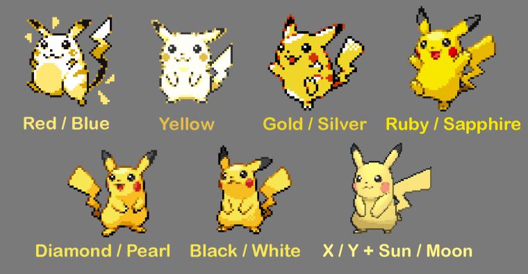 Pokémon Center Pikachu Best 3