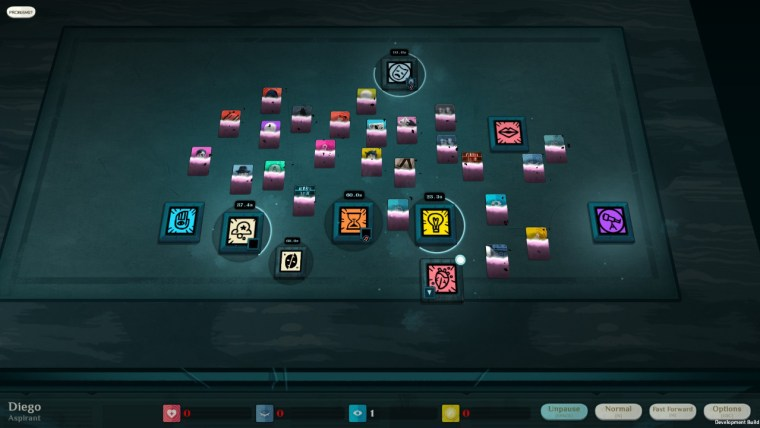 Cultist Simulator Review Into The Spine 3