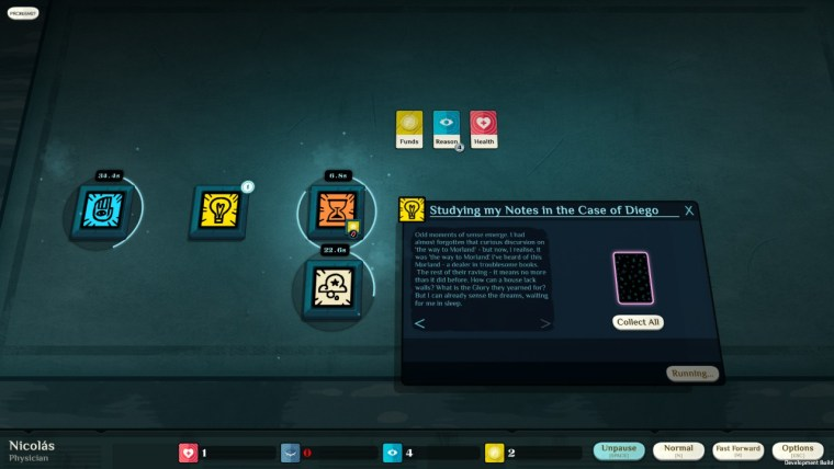 Cultist Simulator Review Into The Spine 5