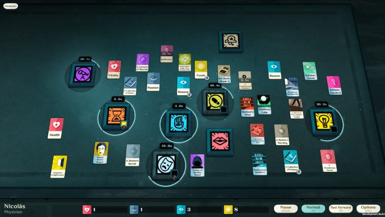 Cultist Simulator Review Into The Spine 6