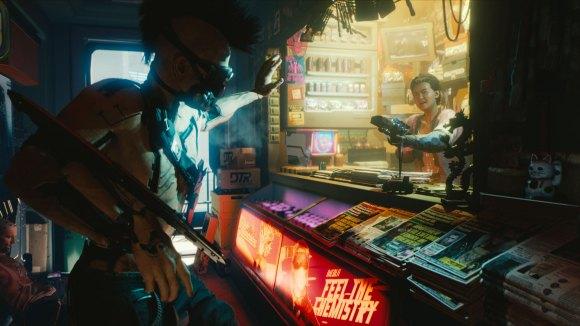 Cyberpunk 2077 Impressions 1