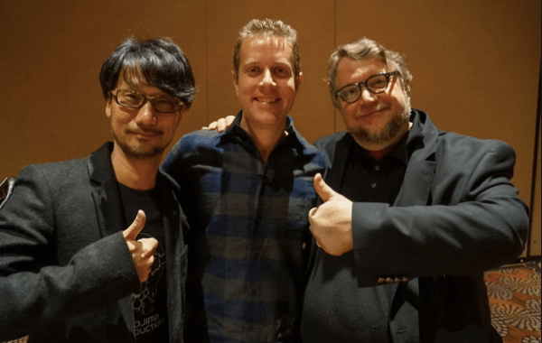 Best Friends Day Hideo Kojima Bromances 10