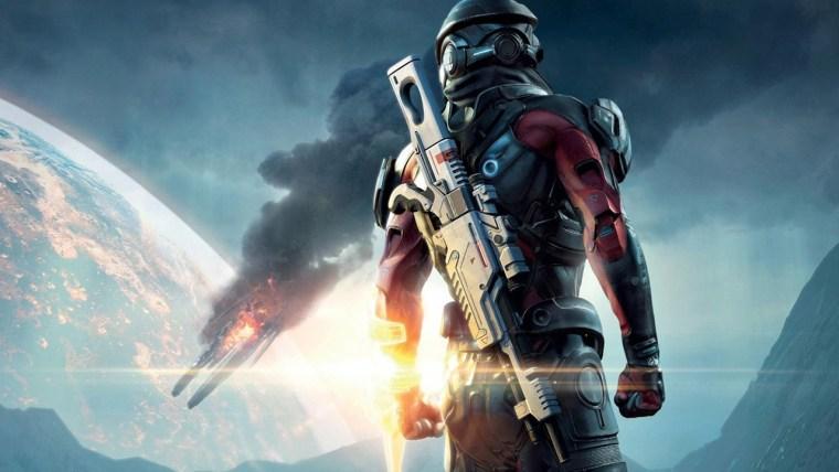 E3 2018 Mass Effect New Hope 1