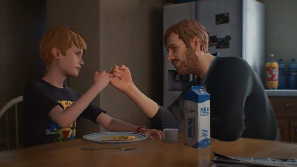 The Awesome Adventures of Captain Spirit Review 4