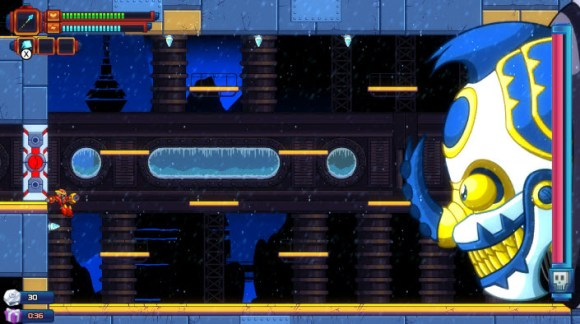20xx review into the spine 3