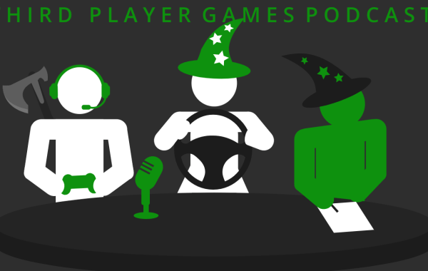 Third Player Games Podcast Episode 34