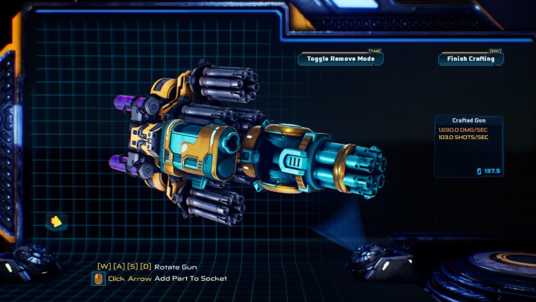 mothergunship review into the spine 2