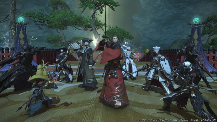 Final Fantasy XIV and starting anew from a life time experience 1