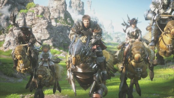 Final Fantasy XIV and starting anew from a life time experience 2