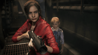 Resident Evil 2 Claire Redfield Details 1