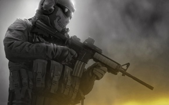 Spectacle of Career Professionalism Modern Warfare 1