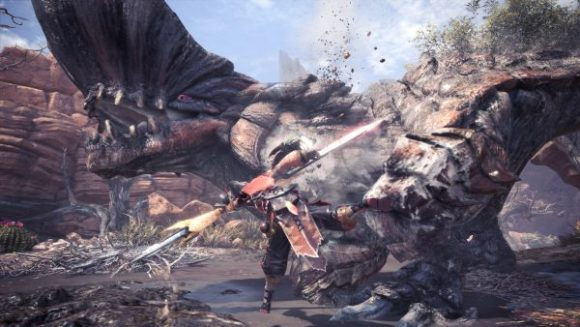 Monster Hunter World Insect Glaive Guide 1