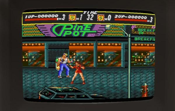 SEGA Mega Drive Classics Switch Announcement 1