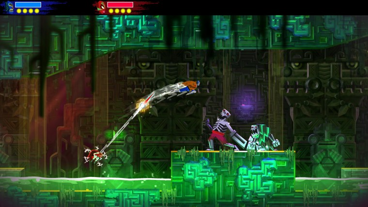 Guacamelee! 2 review into the spine 2