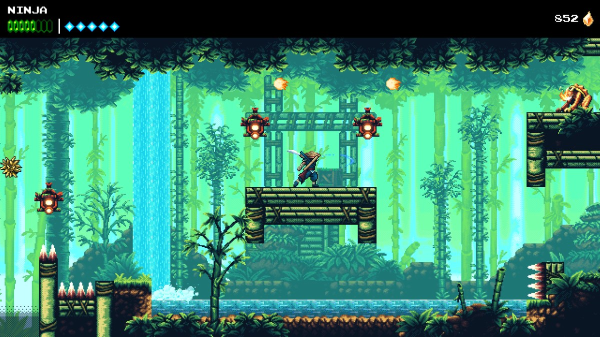 The Messenger Review Into The Spine 4