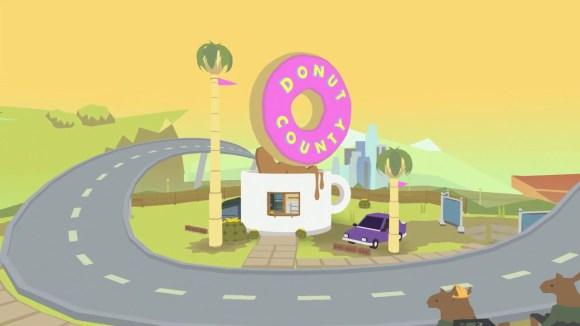 donut countyu