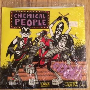 yellow_vinyl_cruz_chemical_people_getaway_cover
