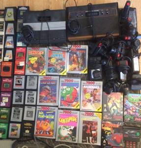 The Atari 7800