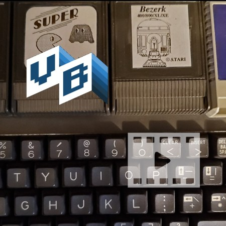 Atari 8bit prototypes No 1 Video