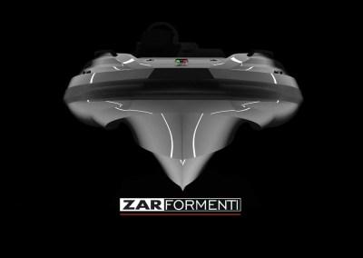 ZAR TENDER ZF-1 Animation 3d