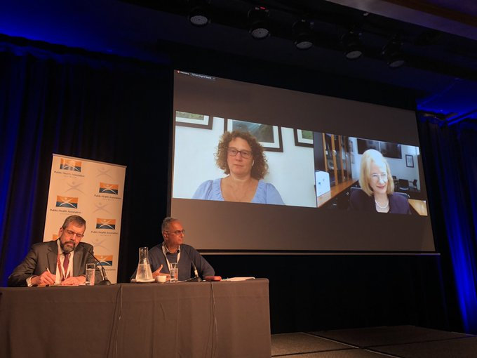Chief Health Officers from WA, ACT, and QLD