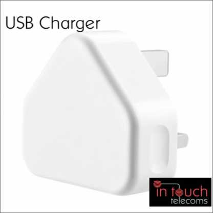 Fast 5V 1A USB Home Charger | Compact iPhone and Samsung Galaxy