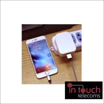 Fast Foldable 5V 1A USB Home Charger | Compact iPhone and Samsung Galaxy