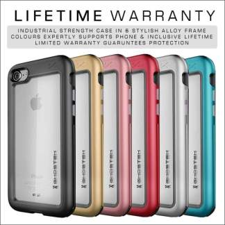 Ghostek Atomic Slim Case for iPhone 8/7/SE | Military Drop Tested Rugged