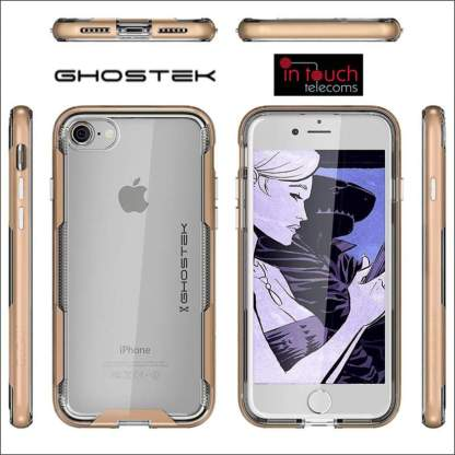 Ghostek Cloak 3 Case for iPhone 8/7/SE | Military Drop Tested Rugged Case