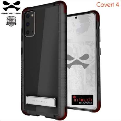 Ghostek Covert 4 Case for Samsung S20 | Military Drop Tested