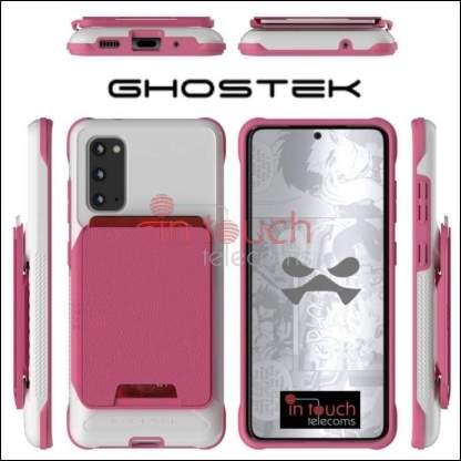 Ghostek Exec 4 Case for Samsung Galaxy S20+ | Military Drop Tested