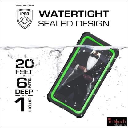Ghostek Nautical 2 for iPhone SE/8/7 | Military Drop Tested 360° Case