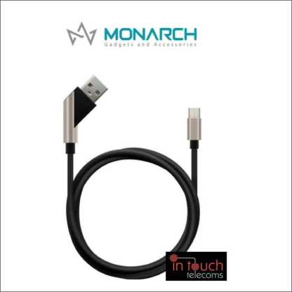 Monarch Gadgets X-Series | Type-C Cable - Red