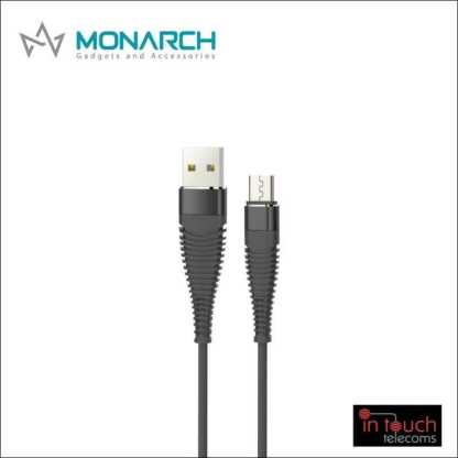 Monarch Gadgets Y-Series | Micro USB Cable - Red