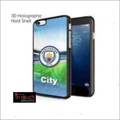Official Manchester City Football Club 3D Holographic Case for iPhone 8/7