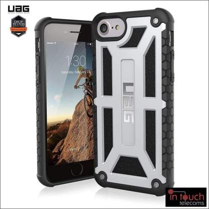 UAG Monarch Case for iPhone 8/7/6S Plus | Military Drop Tested Case